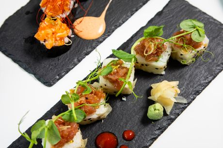 68% off unlimited Asian tapas and bottomless booze at Inamo