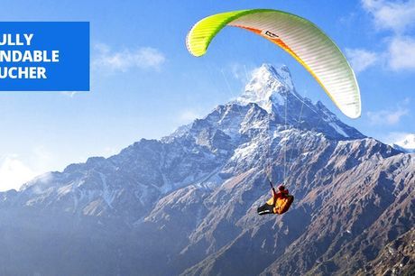 £579pp -- 8-nt Nepal adventure w/tiger safari & ballooning