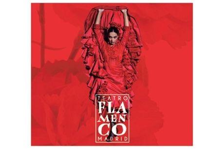 """Entrada para el espectáculo flamenco """"Emociones"""" del 2 de abril al 26 de junio en Teatro Flamenco Madrid"""