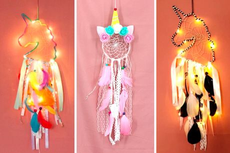 £5.99 instead of £29.99 for an LED dreamcatcher from Magic Trend – save 80%