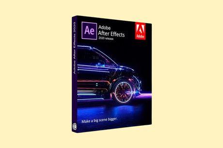 Licentie Adobe After Effects Incl. Nederlandse cursus en certificaat<br /> Levenslang geldig | versie 2020<br /> Alleen voor Windows
