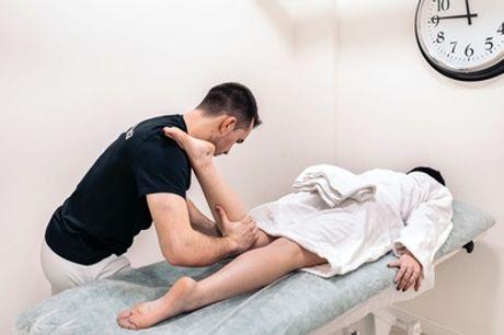 2 sesiones de fisioterapia con diagnóstico en Hospital Dental Delicias