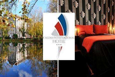 Caldas Internacional Hotel: Até 3 Noites com Pequeno-almoço, nas Caldas da Rainha. RESERVAS ONLINE!
