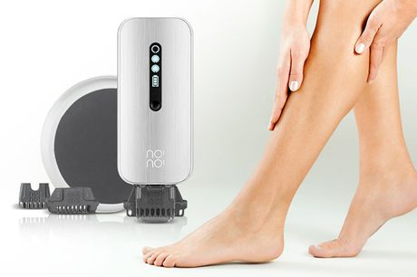 £95 for a No!No! ultra hair removal and beauty cleanser, £105 for a No!No! and micro massager!