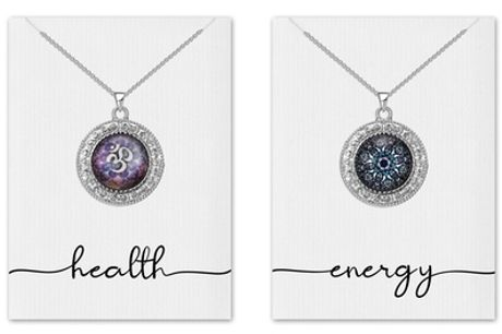 Collar Mandala de la marca Philip Jones