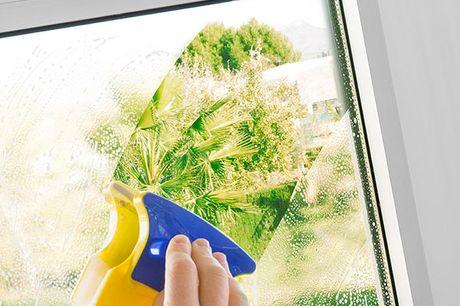 Mini magnetisk vinduespudser. En praktisk og original vinduespudser, som er særligt designet til at rengøre vinduerne på nemmeste vis   Den har to kraftige magneter, som gør det muligt at dens to rengøringsenheder bliver ved med at sidde sammen gennem gl