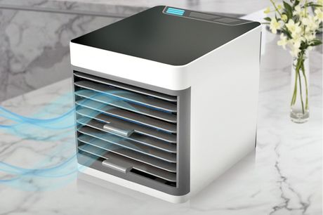 £13.99 for a USB table top air cooler - stay cool and ready for any heatwave!