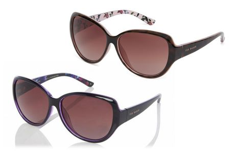 £34.99 instead of £95 for a pair of women's Ted Baker sunglasses in four designs from Brand Arena - save 63%