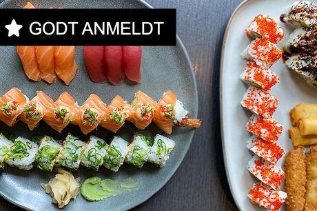 36 eller 44 styk sushi Midt på Østerbrogade i København finder du Z-Sushi, der leverer høj kvalitet og den bedste sushi gang efter gang. I køkkenet finder du tidligere Sticks'n'Sushi-kokke, som laver den bedste sushi. For kun det bedste er godt nok til di