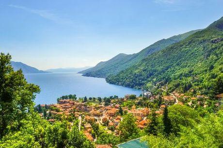 Italia Lago Maggiore - Tour dei laghi del nord Italia a partire da € 586,00. Autotour tra la natura e le perle dei laghi italiani