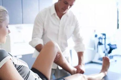 3 trattamenti con Tecarterapia® o chinesiterapia da Studio fisioterapico Dr. Massimo Radwan (sconto fino a 81%)