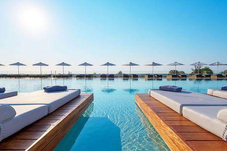 Griekenland Rhodos - Gennadi Grand Resort 5* vanaf € 192,00. Ontspannen met een volpension aan zee