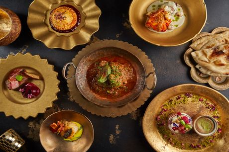 £25 for six sharing dishes at Kanishka. Highlights Six sharing dishes for £25 Add a cocktail for just £5 Headed by acclaimed chef Atul Kochhar An exquisite Indian dining experience in Mayfair Time Out says Experience Indian cuisine at its finest at this o