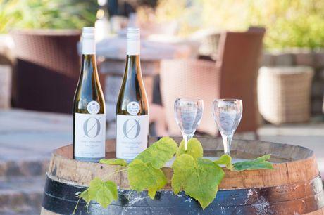 Glæd dig til at besøge præmierede Ørby Vingård, der både byder på rundvisning og vinsmagning. Du får lov til at smage på hele 5 af de skønne kvalitetsvine.