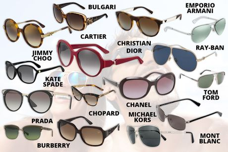 £10 for a mystery sunglasses deal or £20 for a luxury mystery sunglasses deal for him or her - Ted Baker, Ray-Ban, Seksy, Prada, Police, and more!