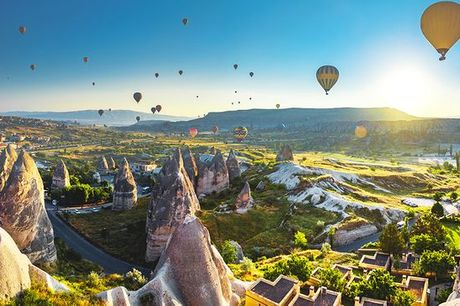 Turchia Istanbul - Tour della Turchia a partire da € 589,00. La Turchia in tour tra natura, storia e cultura