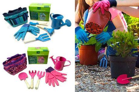 £14.99 for a kids' gardening tool kit