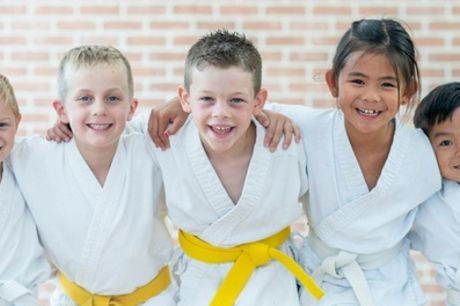 One Month of Mixed Martial Arts Self-Defence Classes for Kids at MMA Defence (72% Off)