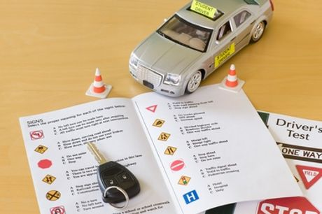 Six-Hour Interactive Online Driving Theory Test Group Classroom-Based Training Programme at Introdrive (55% Off)