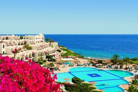 Egitto Sharm El Sheikh - Mövenpick Resort Sharm El Sheikh 5* a partire da € 170,00. Vista panoramica sul Mar Rosso in 5* All Inclusive