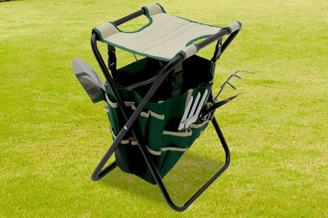 £18.99 instead of £66.63 for a folding gardeners storage stool from Whoneedsshops.com - save 71%