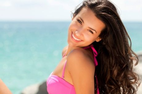 Permanent Beach-Waves inkl. Haarschnitt, vegane Kur u. Fair-Trade Getränk bei Stand By Me Hair And Make Up (64% sparen*)