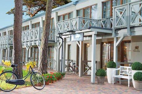 Dźwirzyno an der polnischen Ostsee: Zimmer/Apartment für Zwei mit Halbpension, Wellness und Spa im Neptuno Resort & Spa