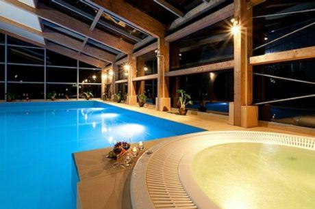Bei Kolberg: Standardzimmer für Zwei oder eine Familie mit Halbpension im Hotel Magnat Resort & Spa