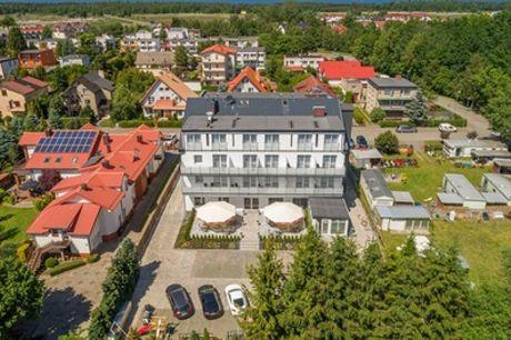 Gribow bei Kolberg: Standard- oder Comfort-Zimmer für Zwei mit Frühstück oder Halbpension im Welle Resort