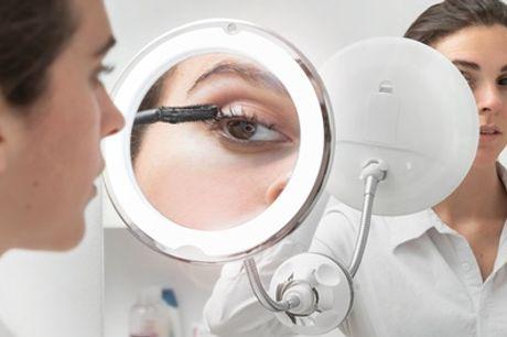 1 o 2 espejos de aumento flexible de la marca Grundig