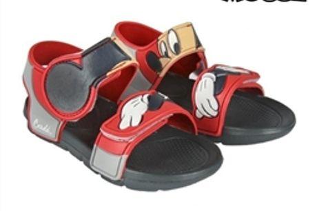 Sandálias de Praia Mickey Mouse 28-29 por 19.14€ PORTES INCLUÍDOS