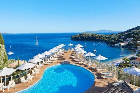 San Antonio Corfu Resort - Volledig terugbetaalbaar, Kalámi, Korfu, Griekenland  - save 22%.  We werken samen met de hotels om ervoor te zorgen dat ze voldoen aan de regelgeving op het gebied van de volksgezondheid met betrekking tot COVID-19