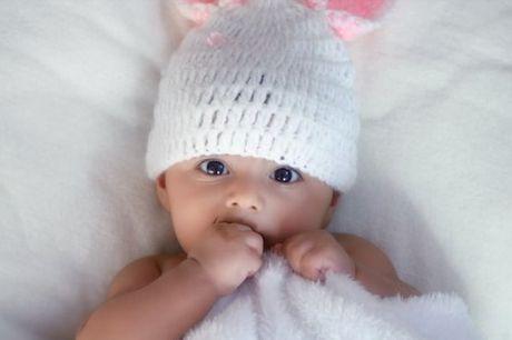 Registe os primeiros tempos do seu bebé nesta sessão fotográfica com 1 cenário e 1 muda de roupa. No Alerfilme, em Almada, por apenas 39,9€