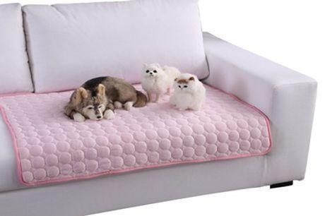 Summer Cooling Mats Ice Blanket For Pet