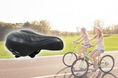 Proline Gel Cykelsadel.  Proline Gel cykelsadel medRoyal Gelpolstring, der sikrer høj komfort på cykelturen.