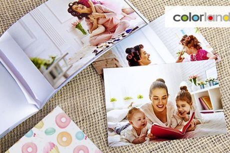 Uitdeelboekje met 50 foto's om er uit te scheuren via Colorland