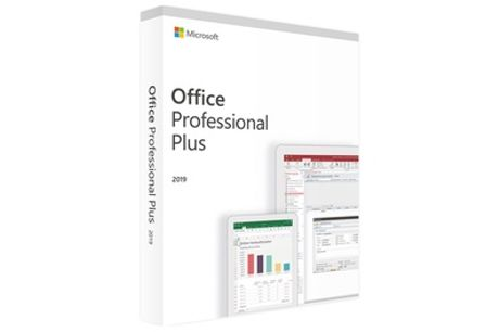 Microsoft Office 2019 Professional Plus para 1 PC
