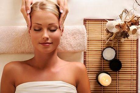 Relaxe e desfrute de uma massagem relaxante à cabeça para 1 pessoa. No Spa Musgo por apenas 49,9€