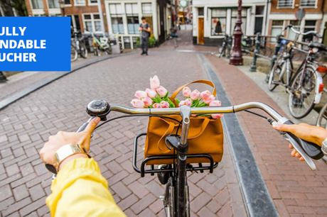 £129 -- Deluxe stay in Amsterdam's Museum Quarter, 53% off