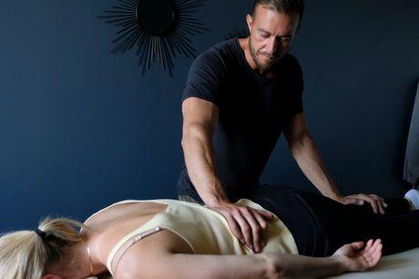 Kropsterapi mod bl.a. stress og smerter. Få det bedre med kompetente og erfarne Alex Gamberini