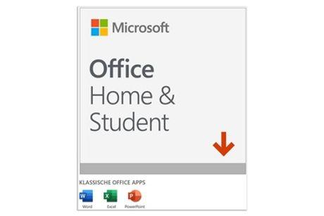 Microsoft Office Home & Student 2019 para 1 PC (envío gratuito)