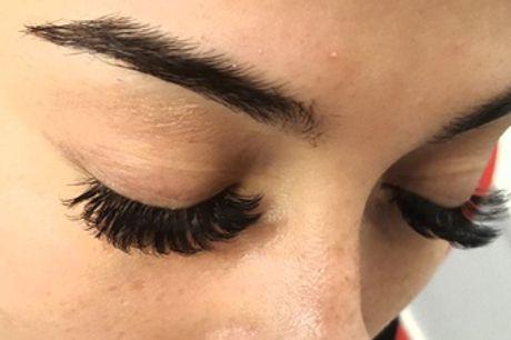 Wimpernverlängerung mit bis zu 200 oder 350 Wimpern bei Kosmetik Studio an der Alster (bis zu 86% sparen*)