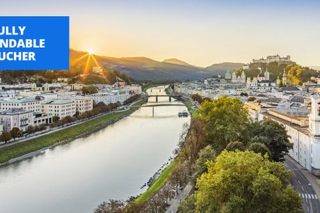 £99 -- Deluxe hotel in 'story-book' Salzburg, up to 50% off