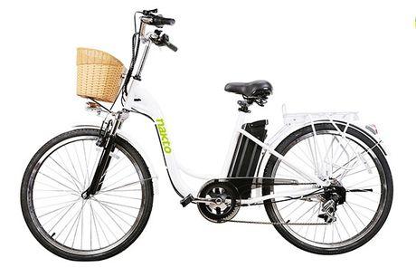 Elektrisk Dame Cykel - 2021 Model - Høj Kvalitets El Cykel med Høj Komfort & Stor Køreglæde