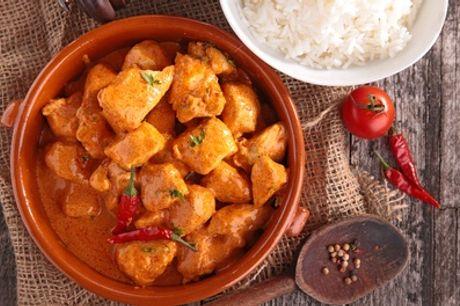 30% Rabatt auf alle indischen Speisen, wie Curry und Tandoori, und Getränke à la carte zum Mitnehmen im Restaurant Guru