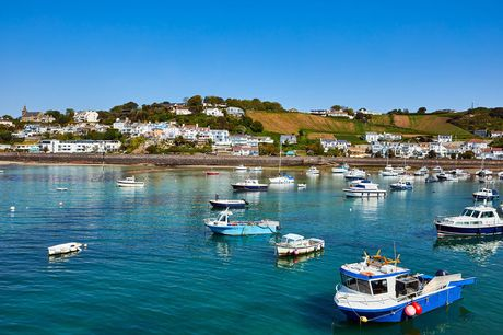 A Jersey hotel stay with breakfast and return flights from three airports. From £149pp for two nights, from £189pp for three nights, or from £229pp for four nights - save up to 28%