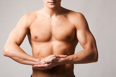 Diga adeus de forma definitiva aos pelos! No espaço Your Body Story, aproveite agora, 1 sessão de depilação a laser ao corpo inteiro para homem por apenas 74,9€