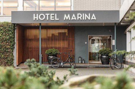 Miniferie på Hotel Marina Vedbæk - vælg mellem to pakker