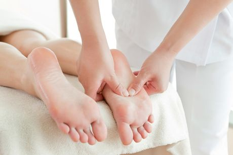 £19 instead of £48 for a one-hour reflexology treatment at ClaiReflex, Warrington - save 60%