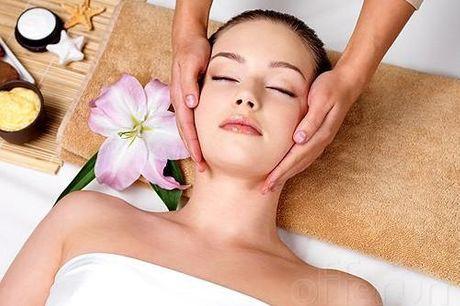 Tratamiento facial profundo con corriente galvánica, ácido hialurónico y lámpara led